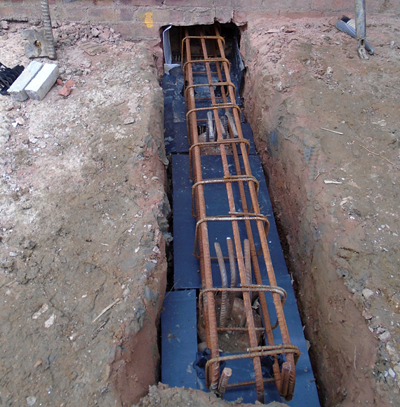 Foundations Underpinning